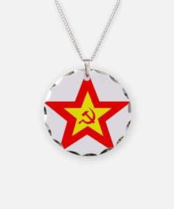soviet-star-w.png Necklace