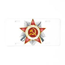 orden_otechestvenaya.png Aluminum License Plate