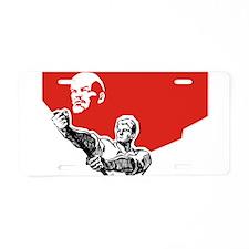 plakat_001.png Aluminum License Plate