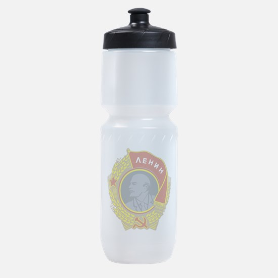 Lenin.png Sports Bottle