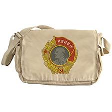 Lenin.png Messenger Bag