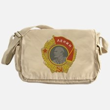 Lenin.png Messenger Bag