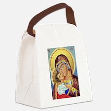 Unique Russian Canvas Lunch Bag