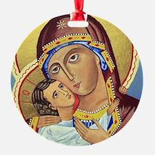 Unique Maries Ornament