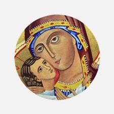 "Cute Orthodox 3.5"" Button (100 pack)"