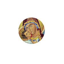 Cool Orthodox Mini Button