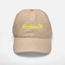 iGrad-yellow Baseball Baseball Cap
