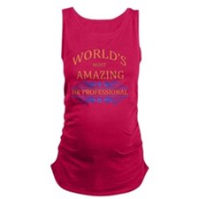 HR Professional Maternity Tank Top