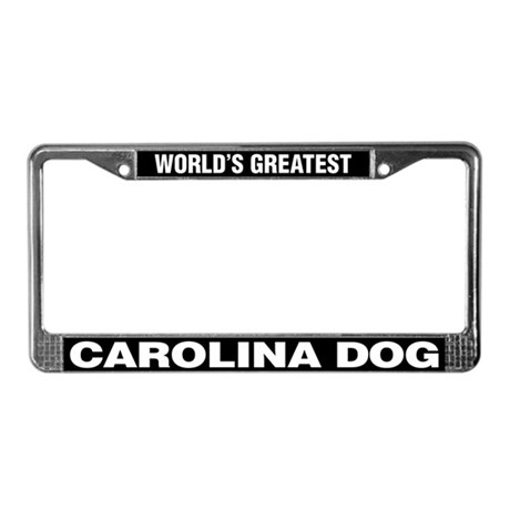 World's Greatest Carolina Dog