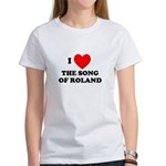 Song of Roland Women's T-Shirt