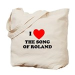 Song of Roland Tote Bag