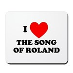 Song of Roland Mousepad