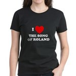 Song of Roland Women's Dark T-Shirt