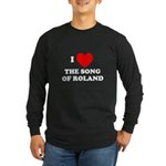 Song of Roland Long Sleeve Dark T-Shirt