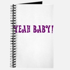 Yeah Baby! Journal