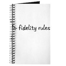 lo fidelity rules Journal