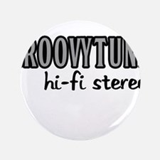 "GROOVYTUNE hi-fi stereo 3.5"" Button (100 pack)"