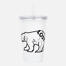 lost-polar.png Acrylic Double-wall Tumbler