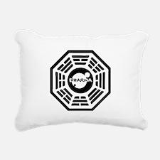 3-dharma-karma.png Rectangular Canvas Pillow