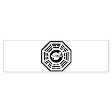 3-dharma-karma.png Bumper Sticker