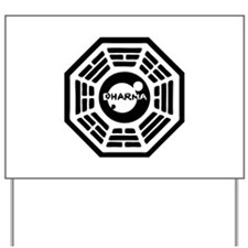 3-dharma-karma.png Yard Sign