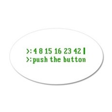 4-8-15-16-23-42-grn.png Wall Decal