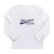 karma-w.png Long Sleeve Infant T-Shirt
