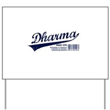 karma-w.png Yard Sign