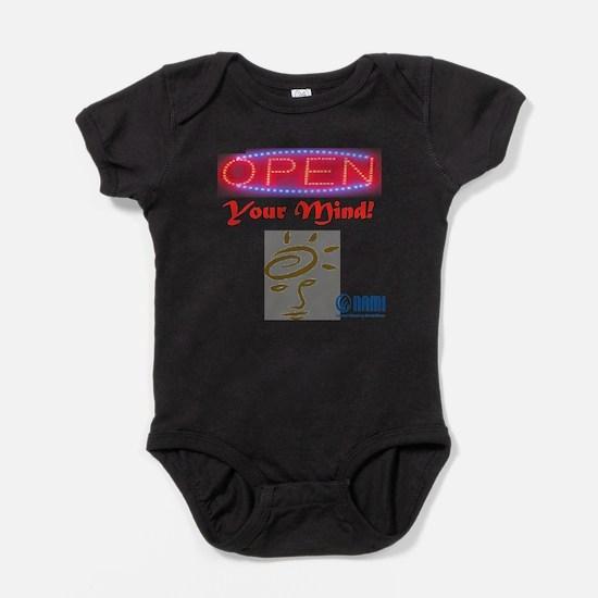Open Your Mind Infant Bodysuit Body Suit