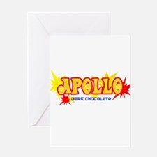 apollo-bar.png Greeting Card