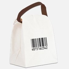 barcode-w.png Canvas Lunch Bag