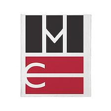 Magcon Logo Throw Blanket