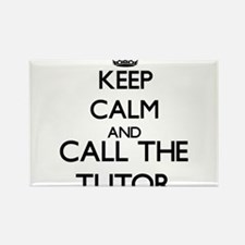 Keep calm and call the Tutor Magnets