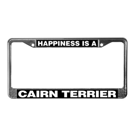 Happiness Is A Cairn Terrier