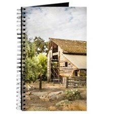 The Old Barn Journal