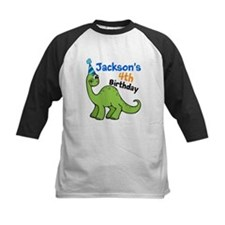 Dinosaur Birthday Tee