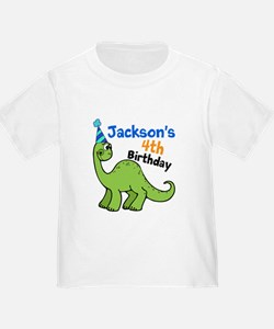 Dinosaur Birthday T