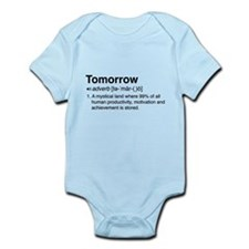 Tomorrow Definition Body Suit