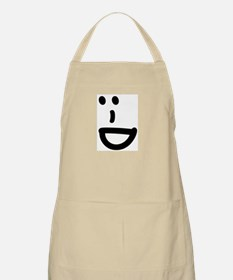 Laughing Face BBQ Apron