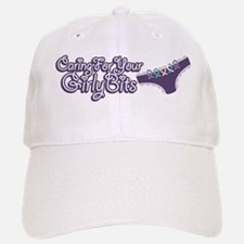 Girlybits Baseball Baseball Cap