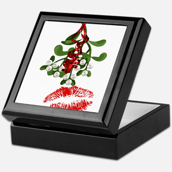 Cute Holiday Keepsake Box