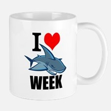 I 3 shark week Mugs