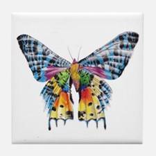 Sunset Wings Tile Coaster