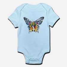 Sunset Wings Body Suit