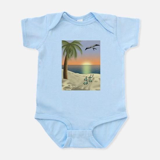 Sunset Beach Body Suit