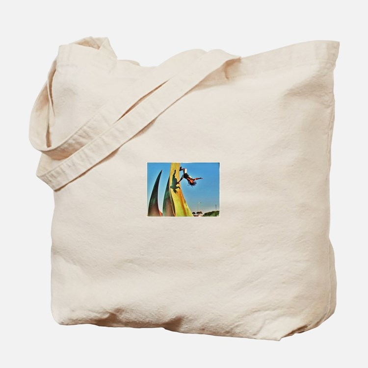 Cute Ninja warrior Tote Bag