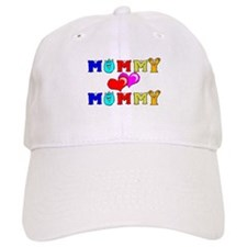 Mommy Loves Mommy Cute Baseball Cap