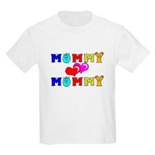 Mommy Loves Mommy Cute T-Shirt