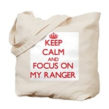 Cute My ranger Tote Bag
