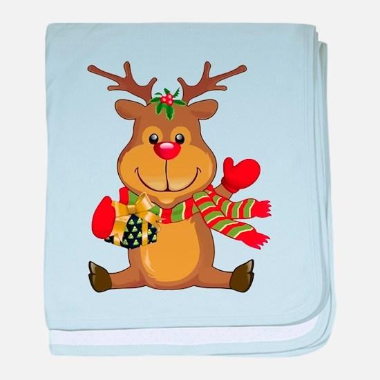 Cute Seasonal and holiday baby blanket